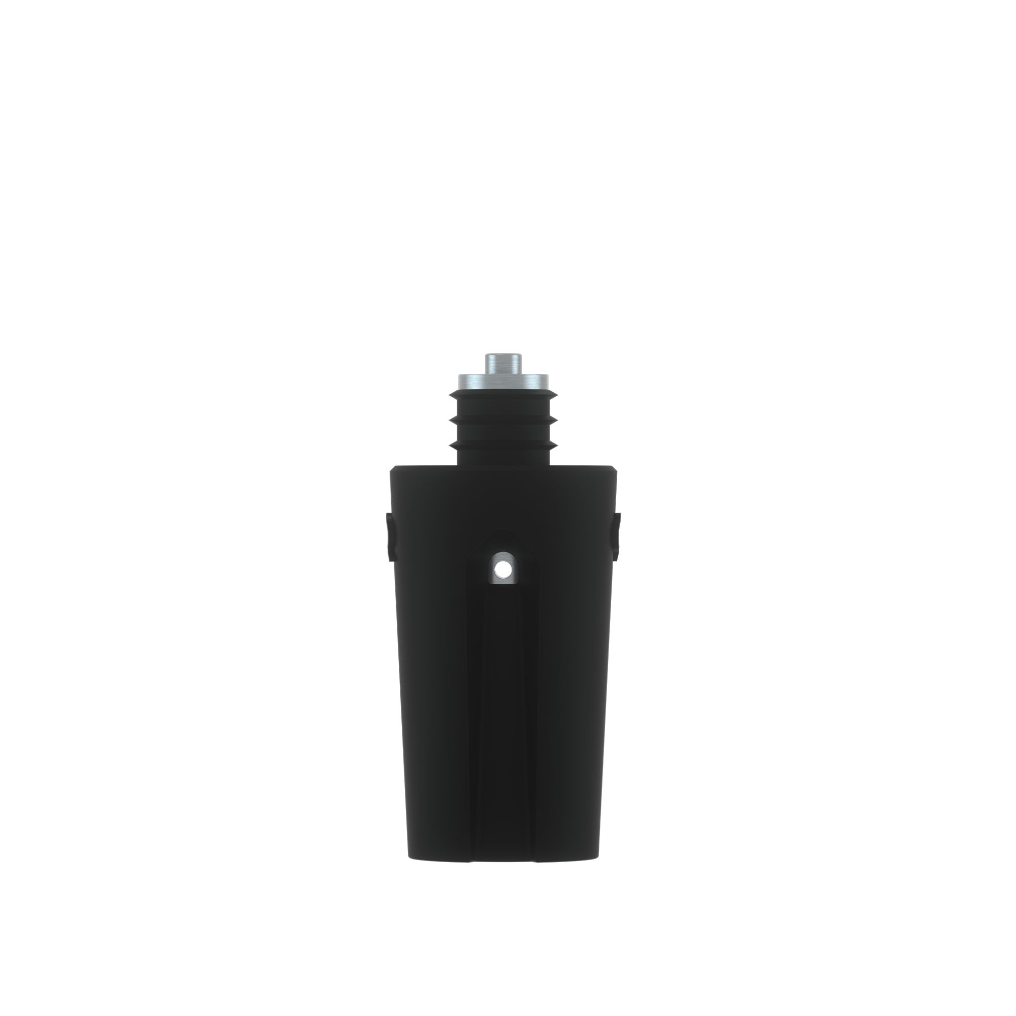 Silicone connector + exchanger